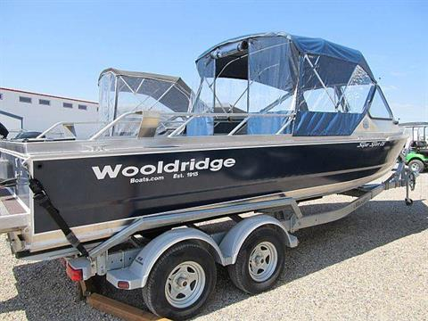 2015 Wooldridge 23 ss offshore in Idaho Falls, Idaho