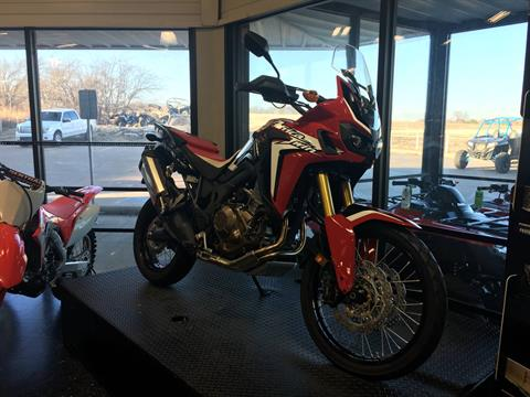 2017 Honda Africa Twin in Broken Arrow, Oklahoma