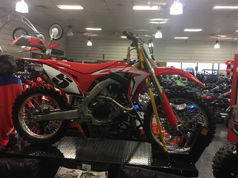 2018 Honda CRF450R in Broken Arrow, Oklahoma - Photo 1