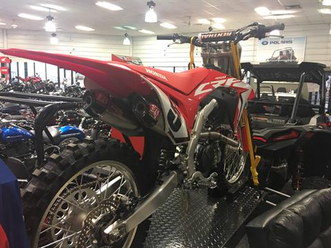 2018 Honda CRF450R in Broken Arrow, Oklahoma - Photo 2
