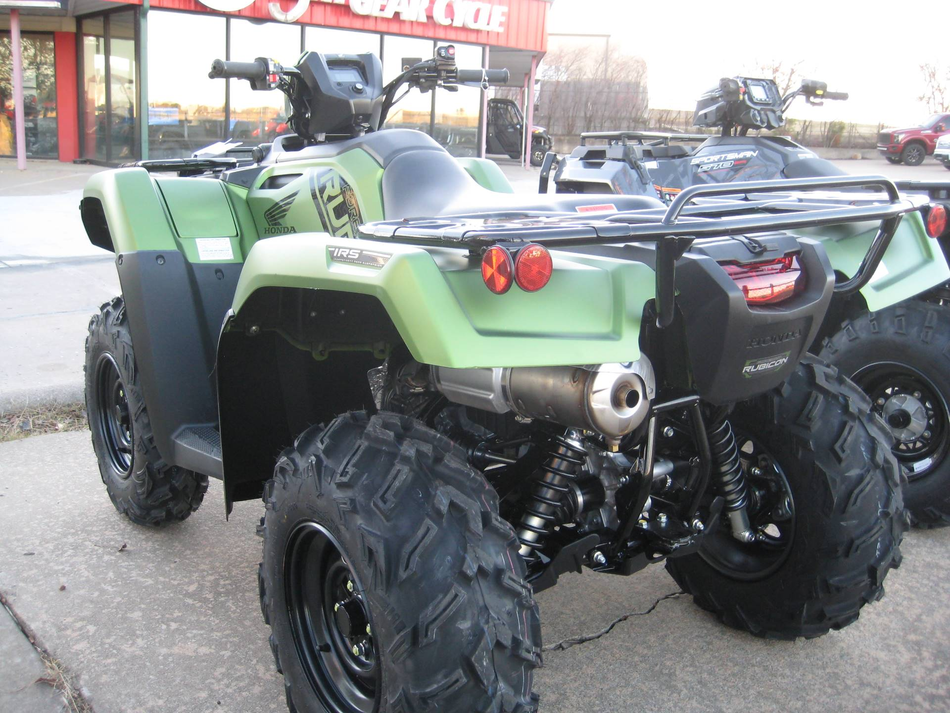 2021 Honda FourTrax Foreman Rubicon 4x4 EPS in Broken Arrow, Oklahoma - Photo 2