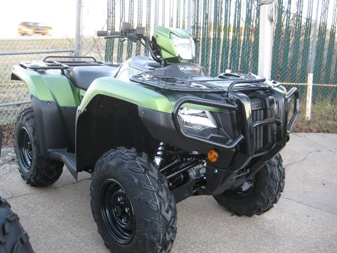 2021 Honda FourTrax Foreman Rubicon 4x4 EPS in Broken Arrow, Oklahoma - Photo 1