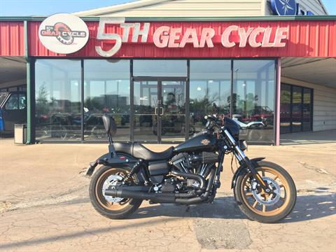 2016 Harley-Davidson Low Rider® S in Broken Arrow, Oklahoma