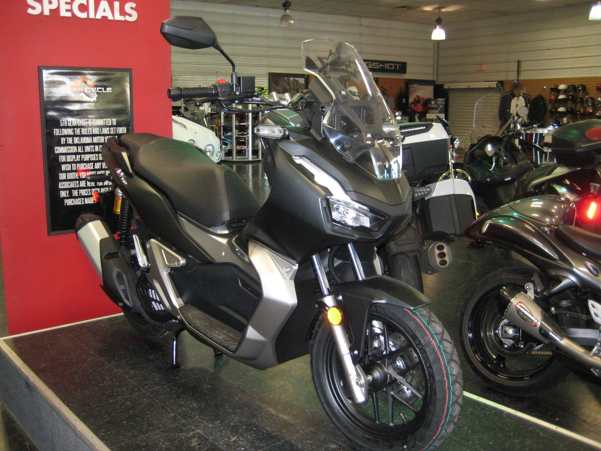 2021 Honda ADV150 in Broken Arrow, Oklahoma - Photo 1