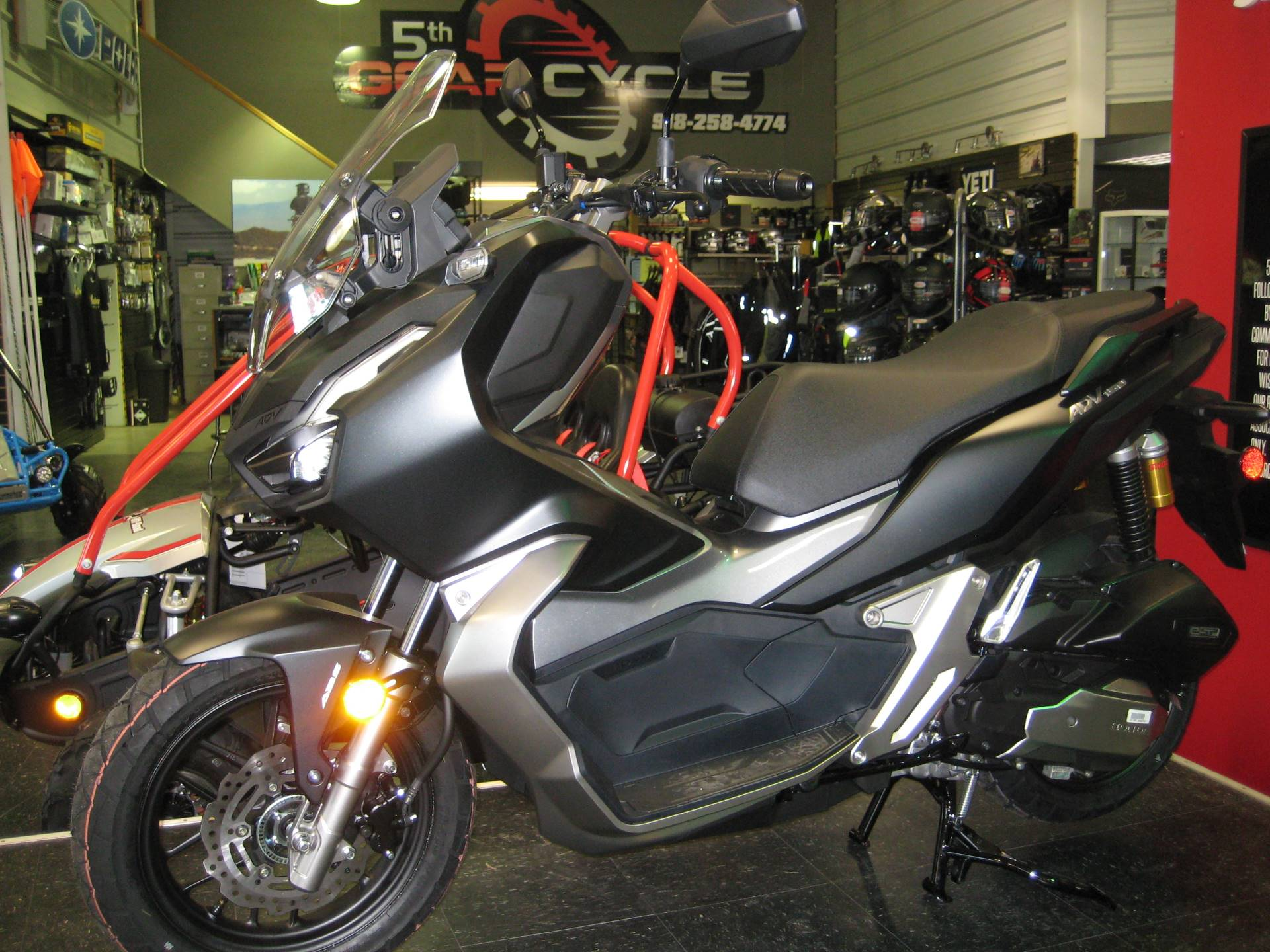 2021 Honda ADV150 in Broken Arrow, Oklahoma - Photo 2