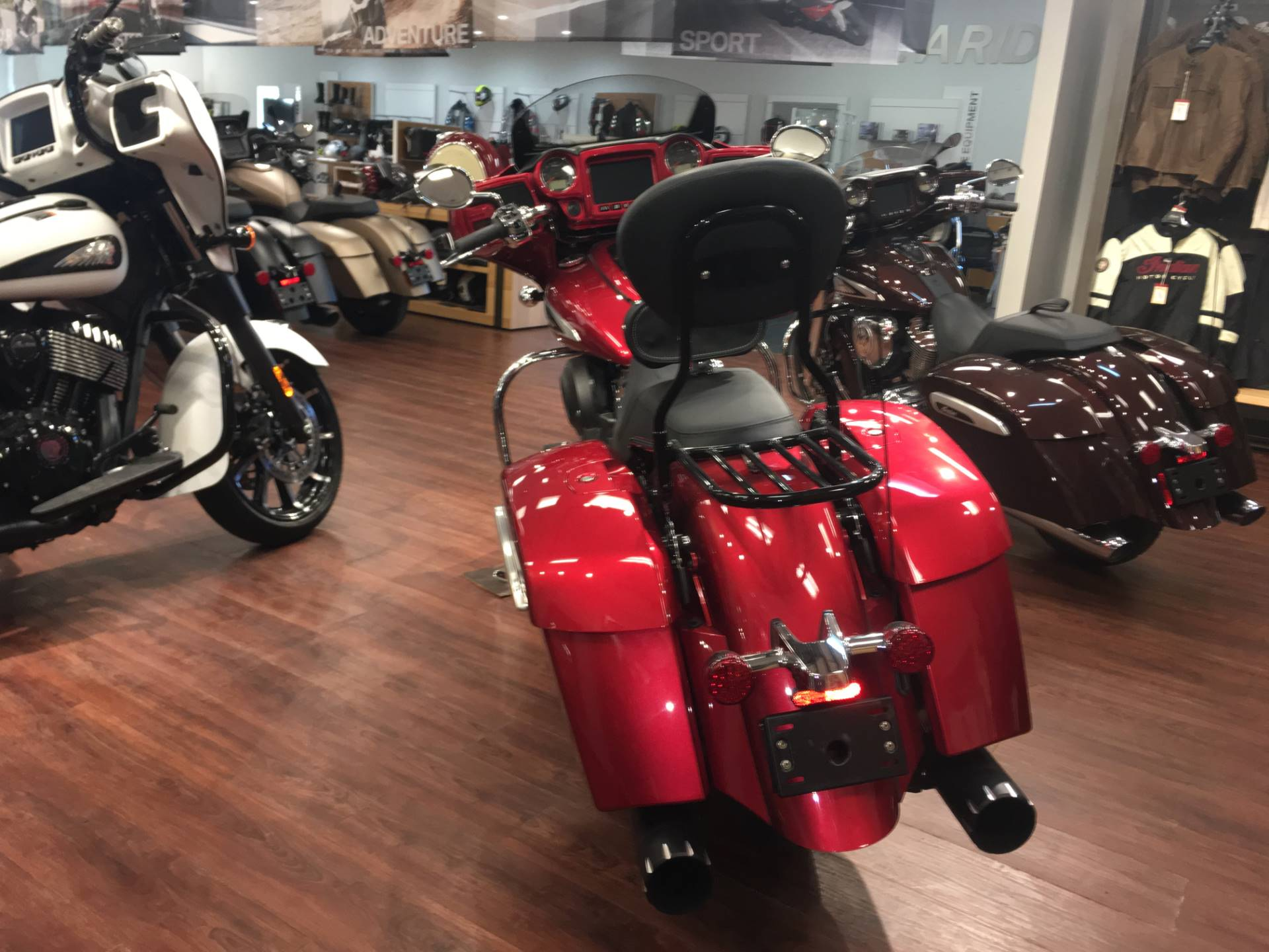 2019 Indian Chieftain® Limited ABS in Broken Arrow, Oklahoma - Photo 6