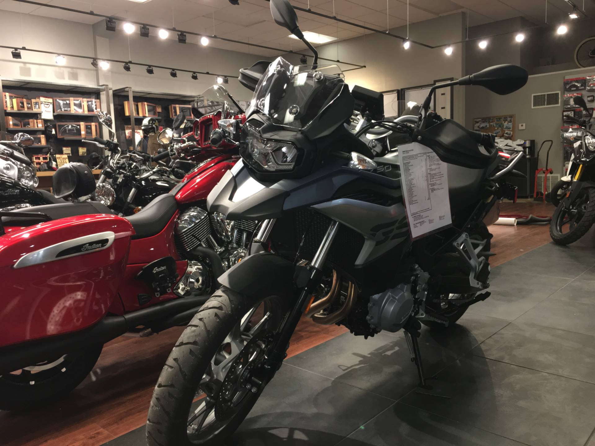 2019 BMW F 750 GS in Broken Arrow, Oklahoma - Photo 2