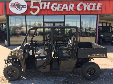 2019 Polaris Ranger Crew 570-4 in Broken Arrow, Oklahoma - Photo 1