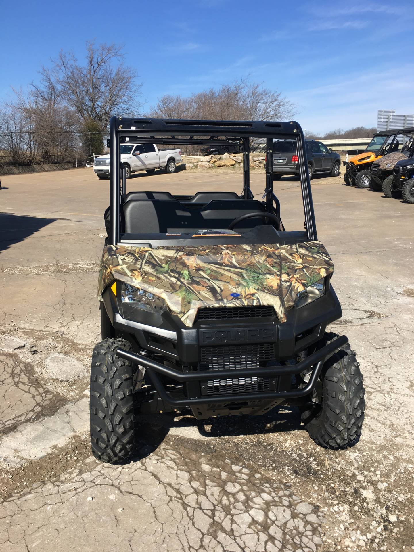 2019 Polaris Ranger Crew 570-4 in Broken Arrow, Oklahoma - Photo 3