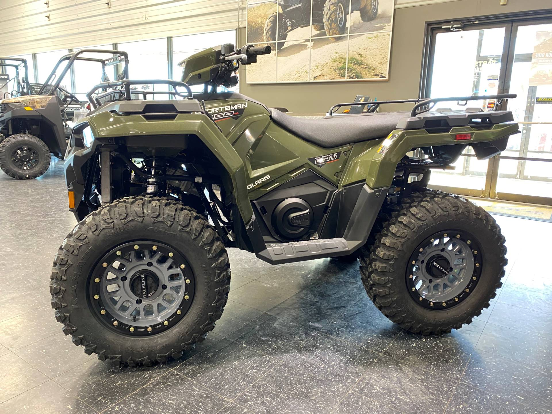 2021 Polaris Sportsman 450 H.O. EPS in Broken Arrow, Oklahoma - Photo 4
