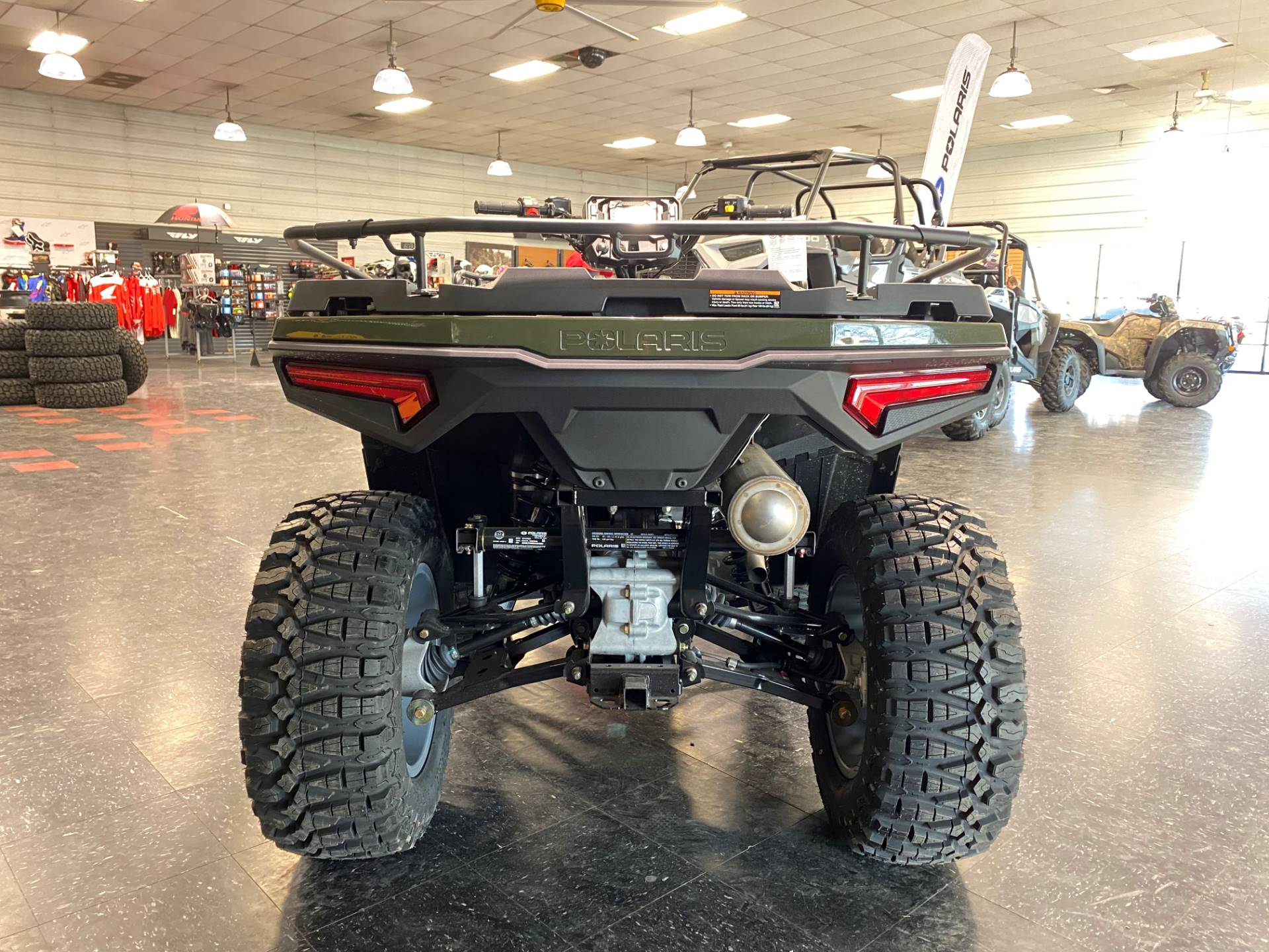 2021 Polaris Sportsman 450 H.O. EPS in Broken Arrow, Oklahoma - Photo 5