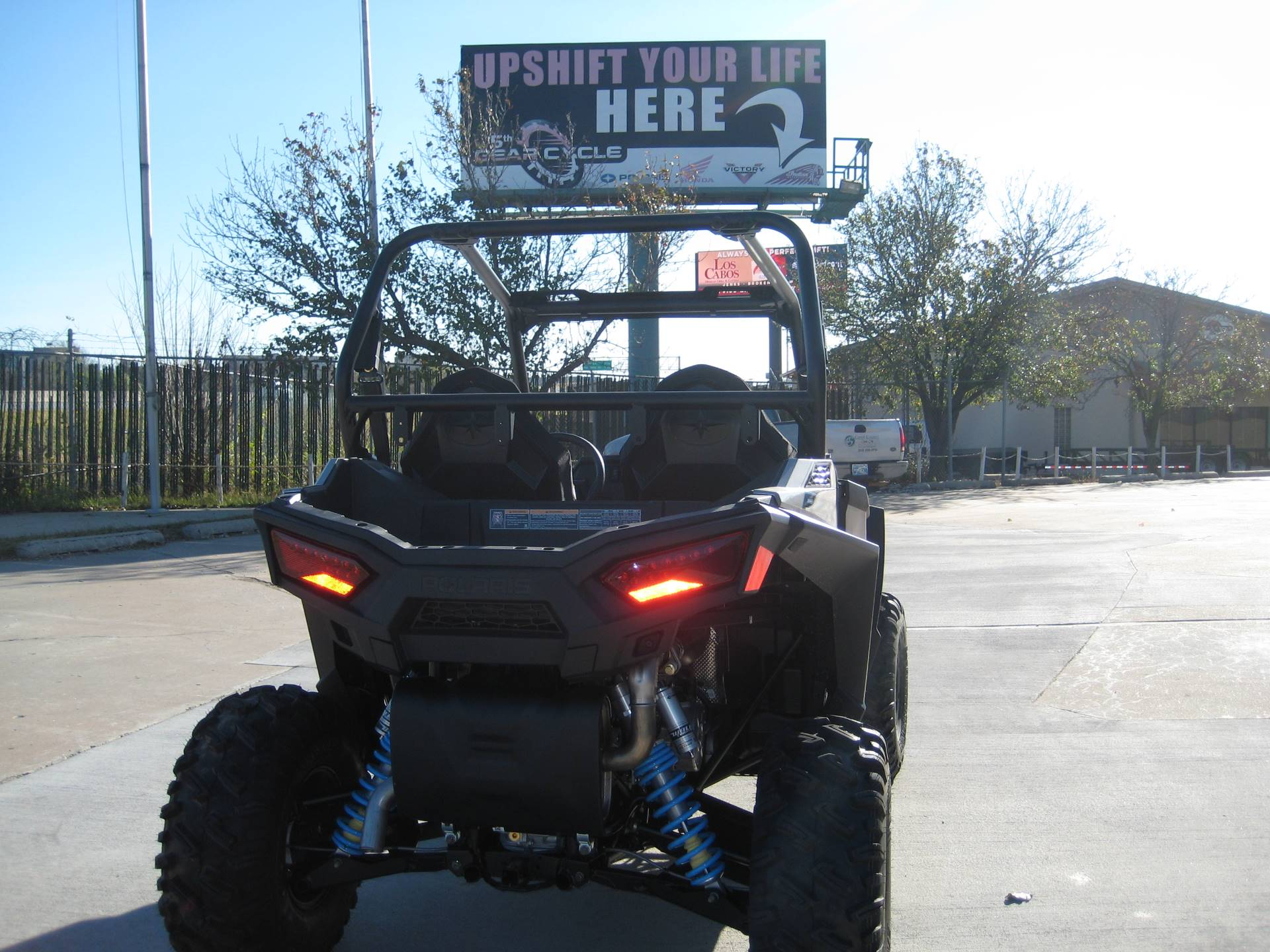 2020 Polaris RZR S 1000 Premium in Broken Arrow, Oklahoma - Photo 3
