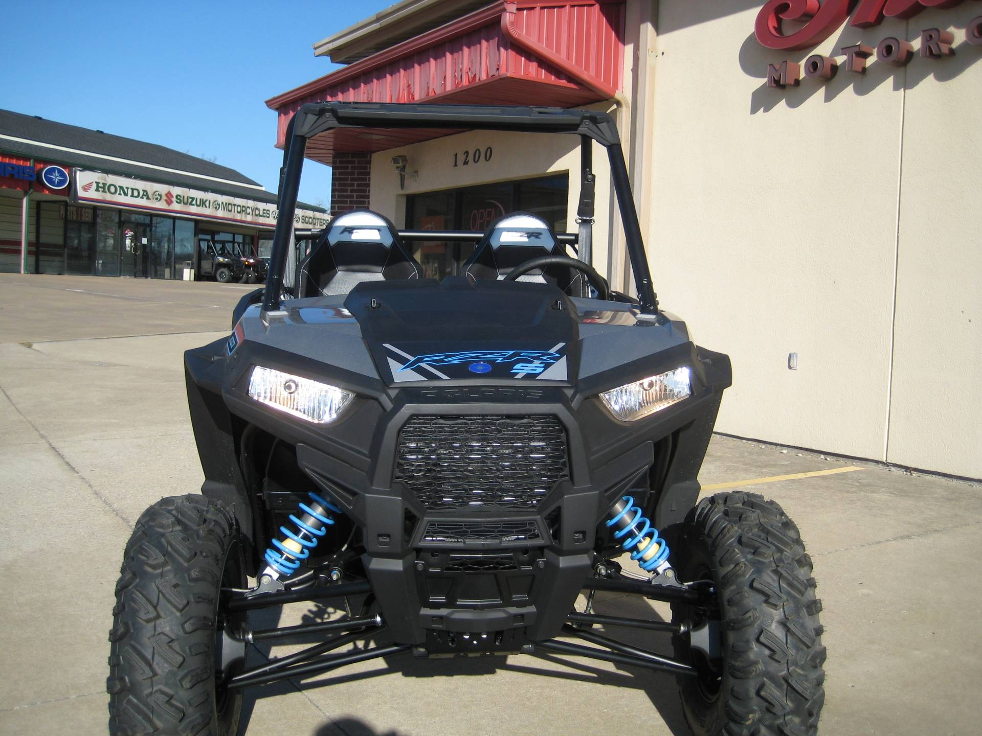 2020 Polaris RZR S 1000 Premium in Broken Arrow, Oklahoma - Photo 2