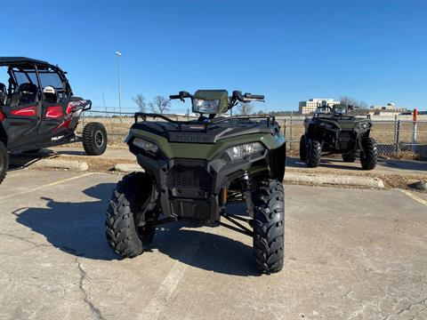 2021 Polaris Sportsman 450 H.O. in Broken Arrow, Oklahoma - Photo 2