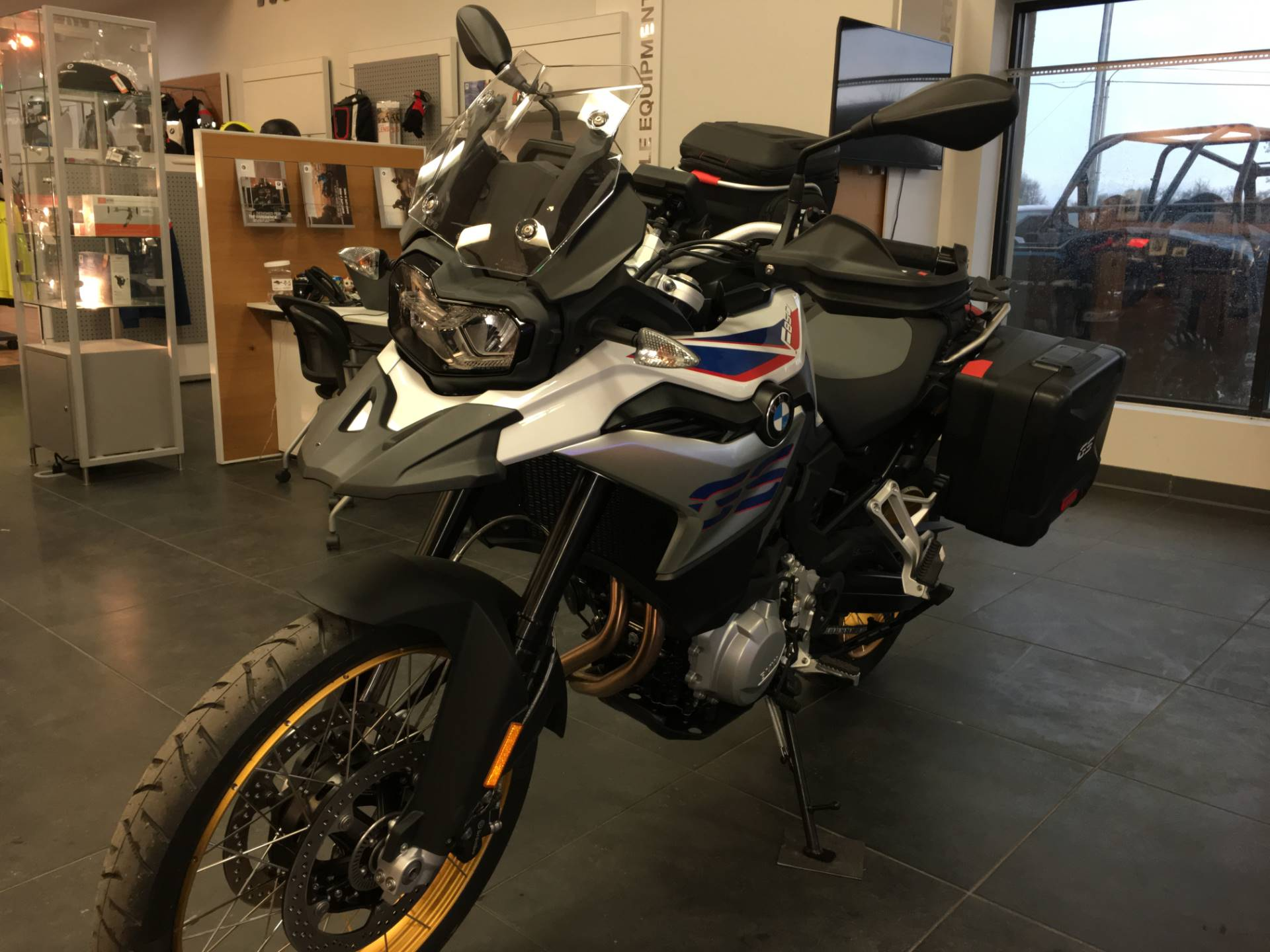 2019 BMW F 850 GS in Broken Arrow, Oklahoma - Photo 2