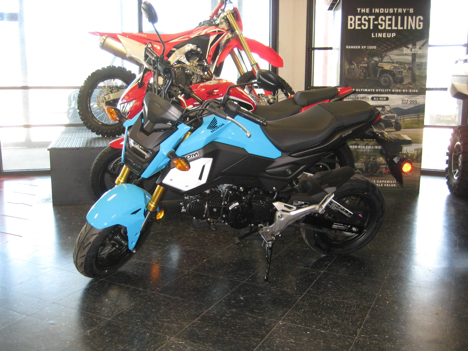 2020 Honda Grom in Broken Arrow, Oklahoma - Photo 1