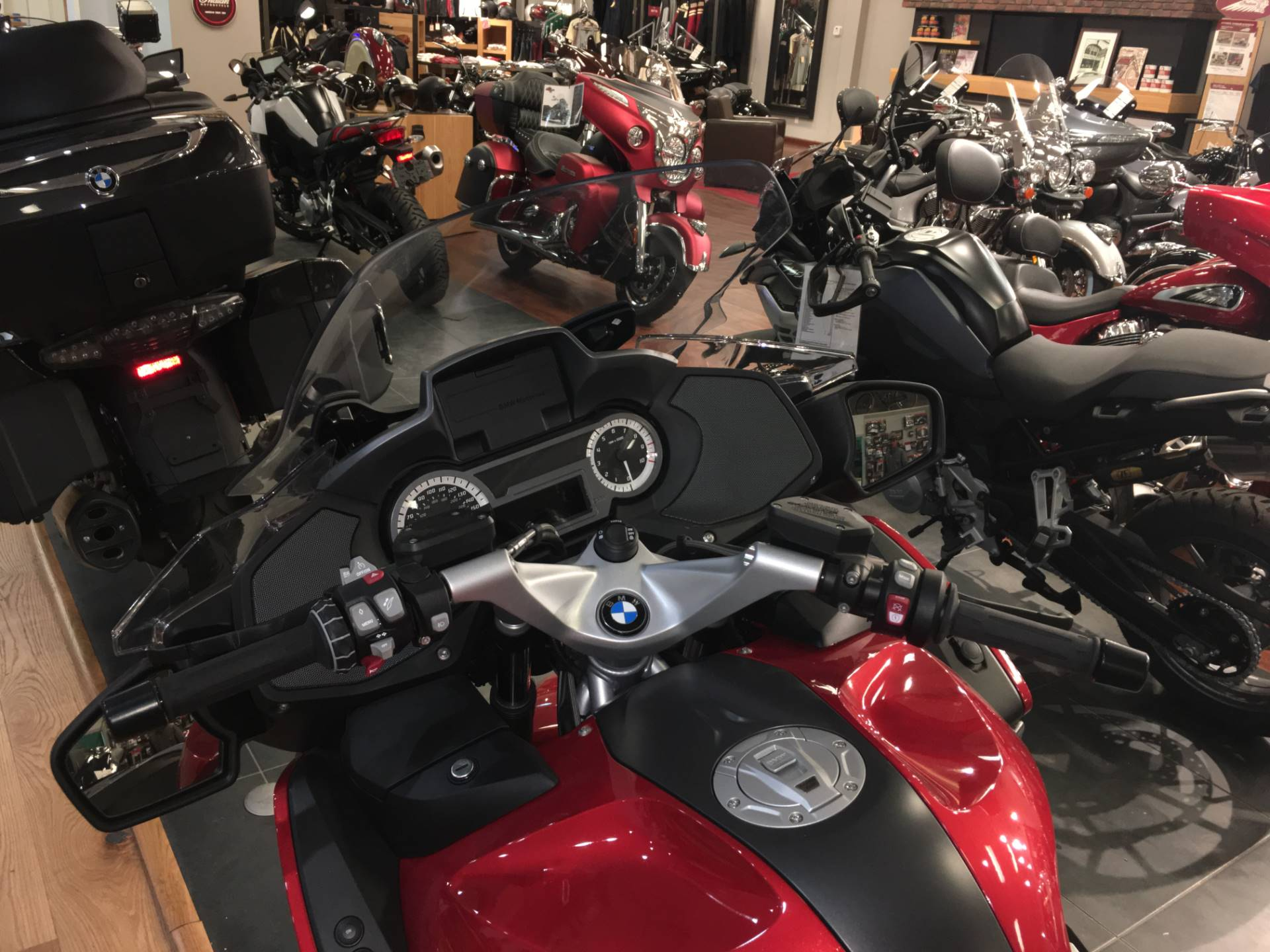 2019 BMW R 1250 RT in Broken Arrow, Oklahoma - Photo 4