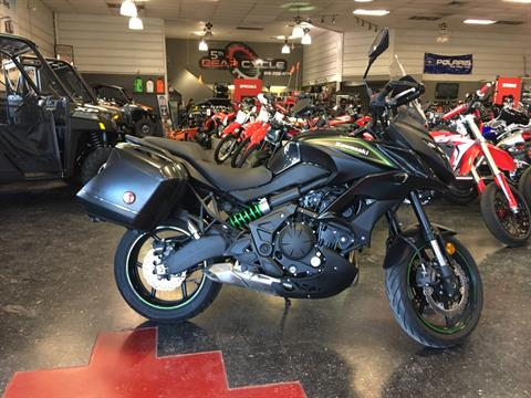 2017 Kawasaki Versys 650 LT in Broken Arrow, Oklahoma
