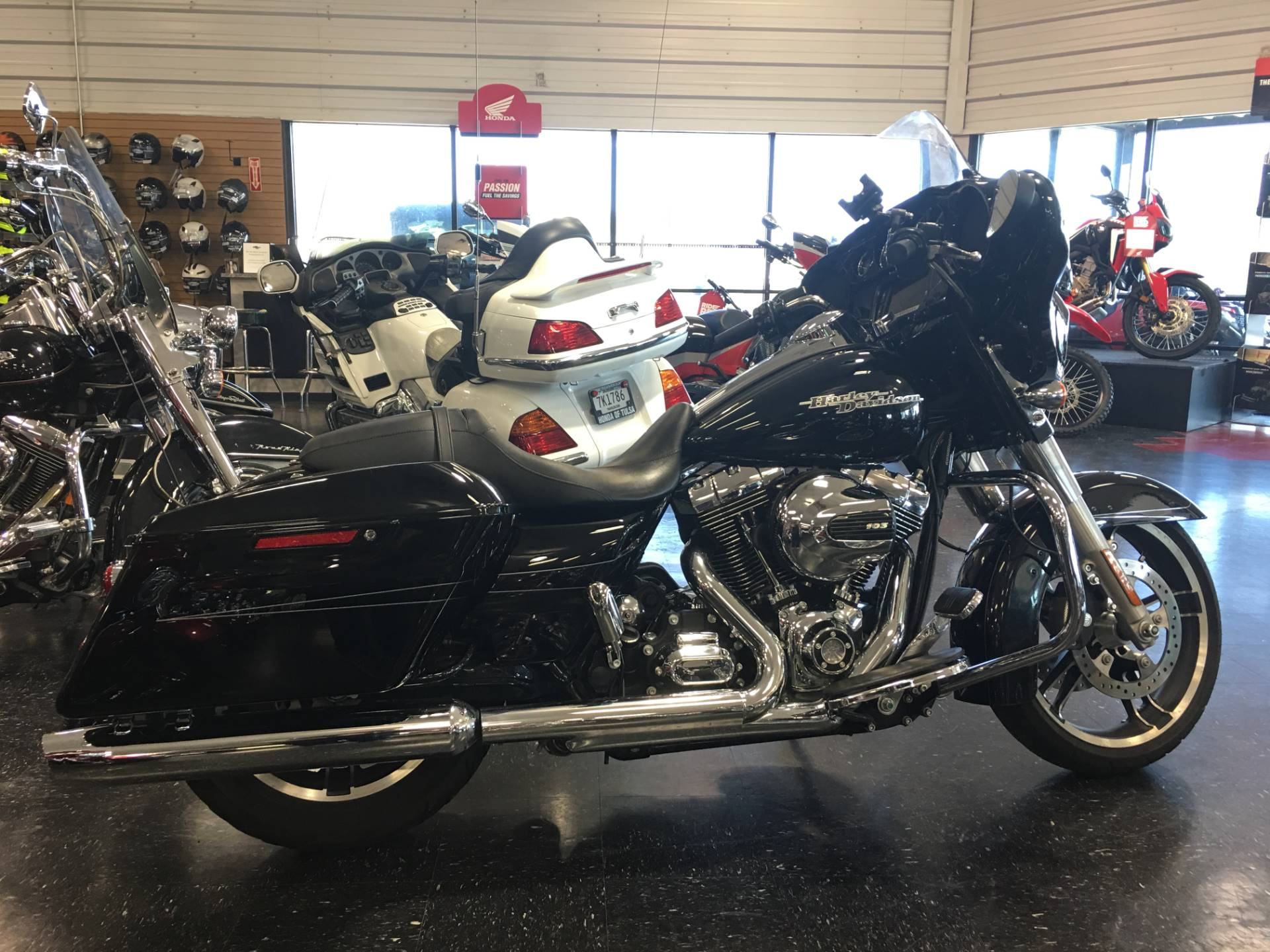 Used 2016 Harley-Davidson Street Glide® Special Motorcycles in Broken Arrow, OK Outside the ...