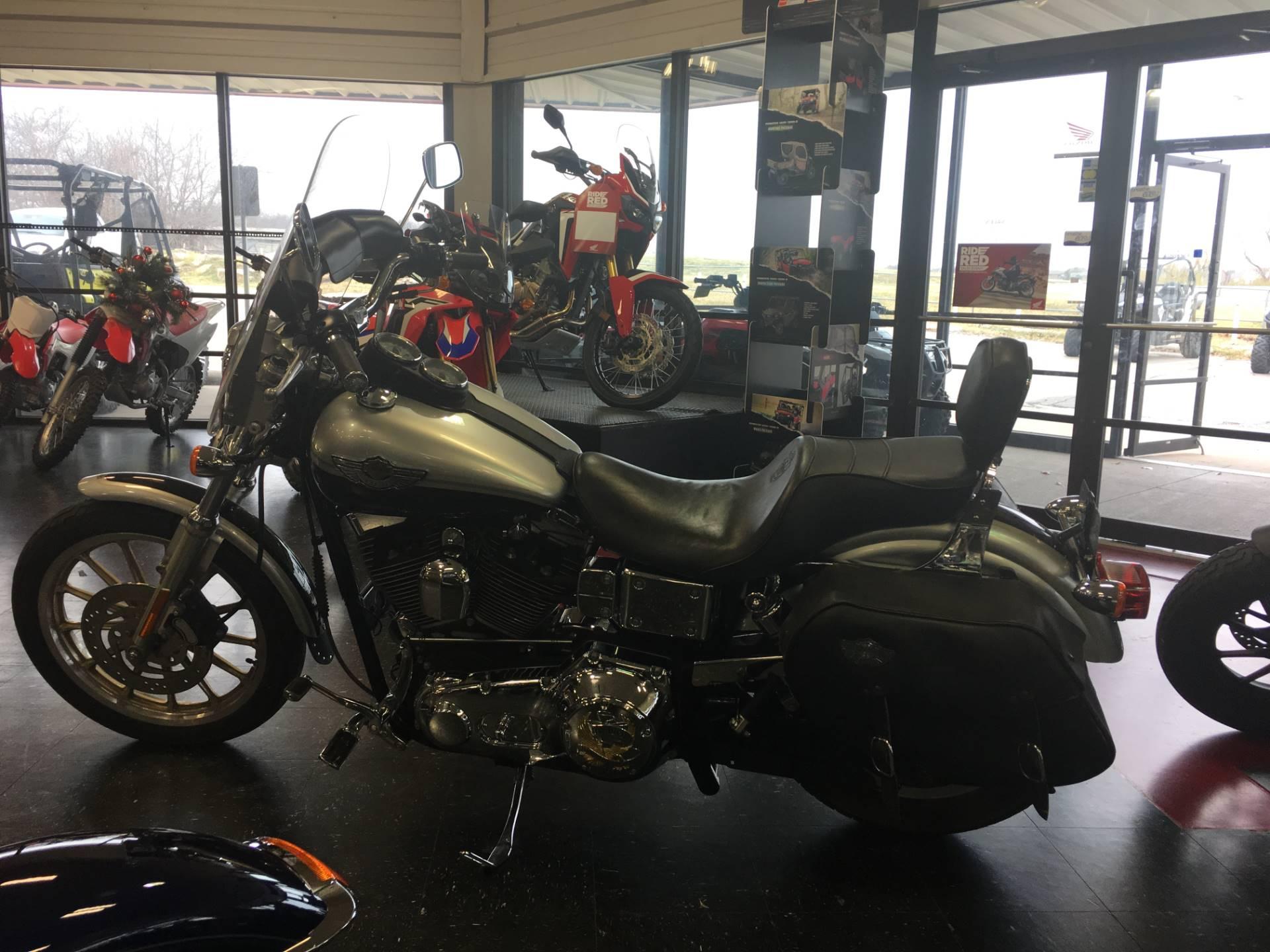 2003 Harley-Davidson FXDL Dyna Low Rider 1