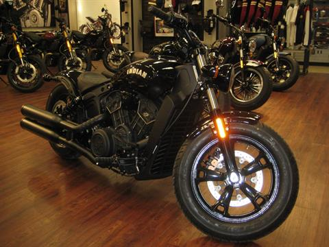 2021 Indian Scout® Bobber Sixty in Broken Arrow, Oklahoma - Photo 2