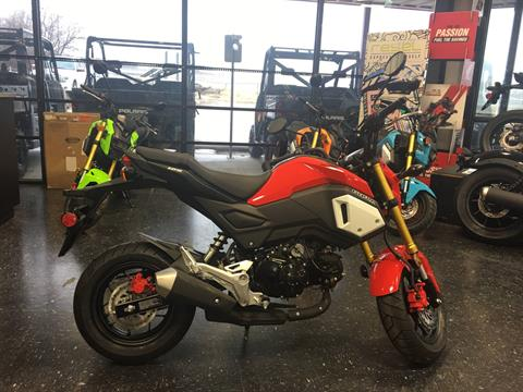 2019 Honda Grom in Broken Arrow, Oklahoma