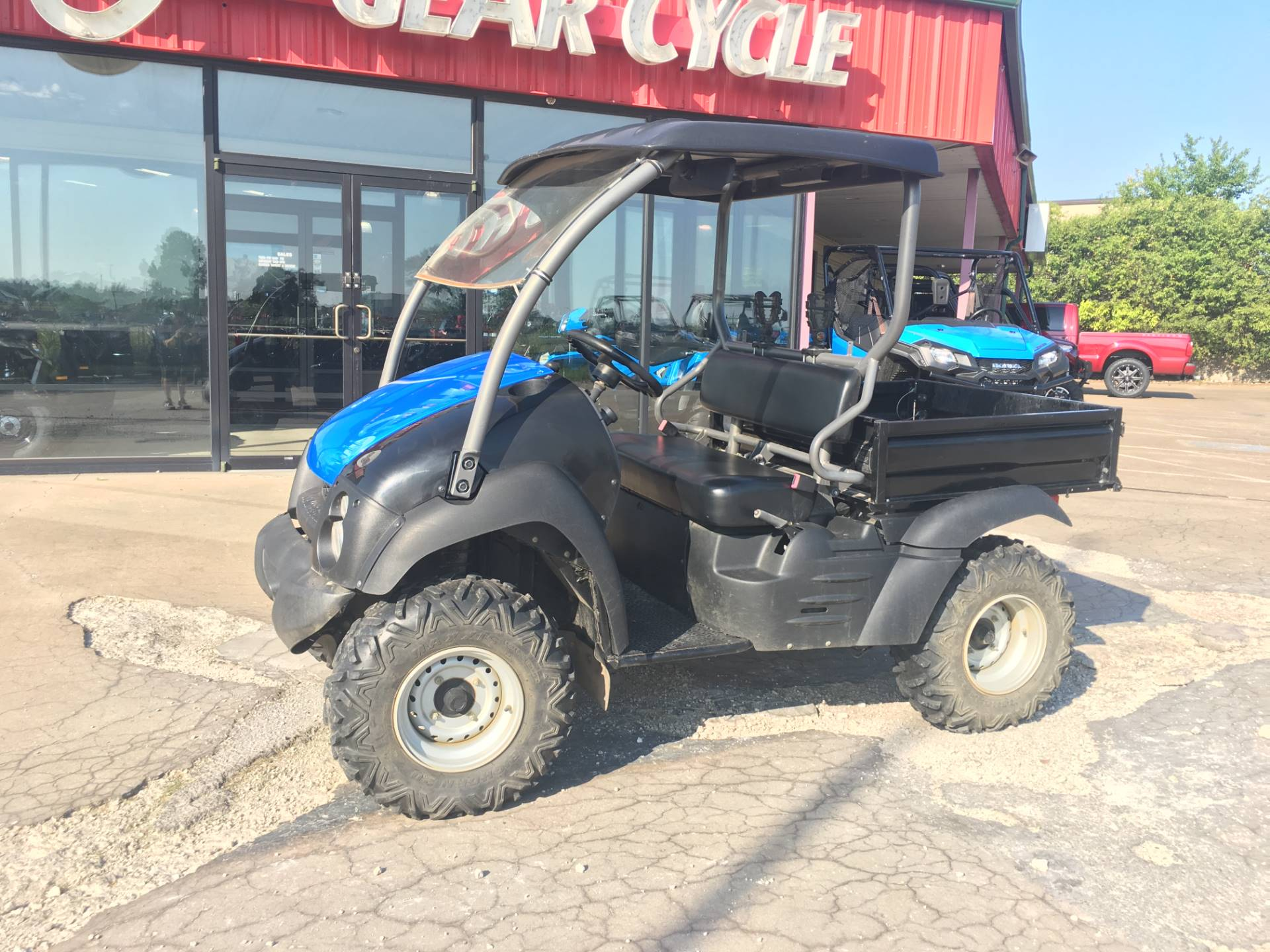 2014 Kawasaki Mule™ 610 4x4 XC in Broken Arrow, Oklahoma