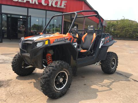 2014 Polaris RZR® 900 EPS LE in Broken Arrow, Oklahoma