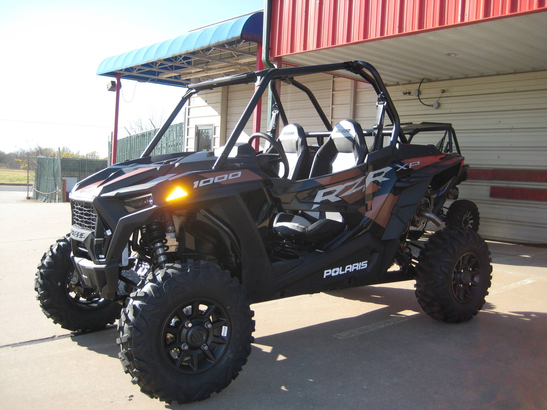 2021 Polaris RZR XP 1000 Sport in Broken Arrow, Oklahoma - Photo 2