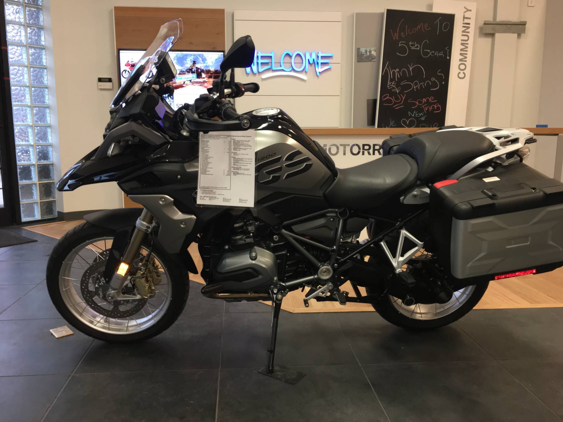 2018 BMW R 1200 GS in Broken Arrow, Oklahoma - Photo 1