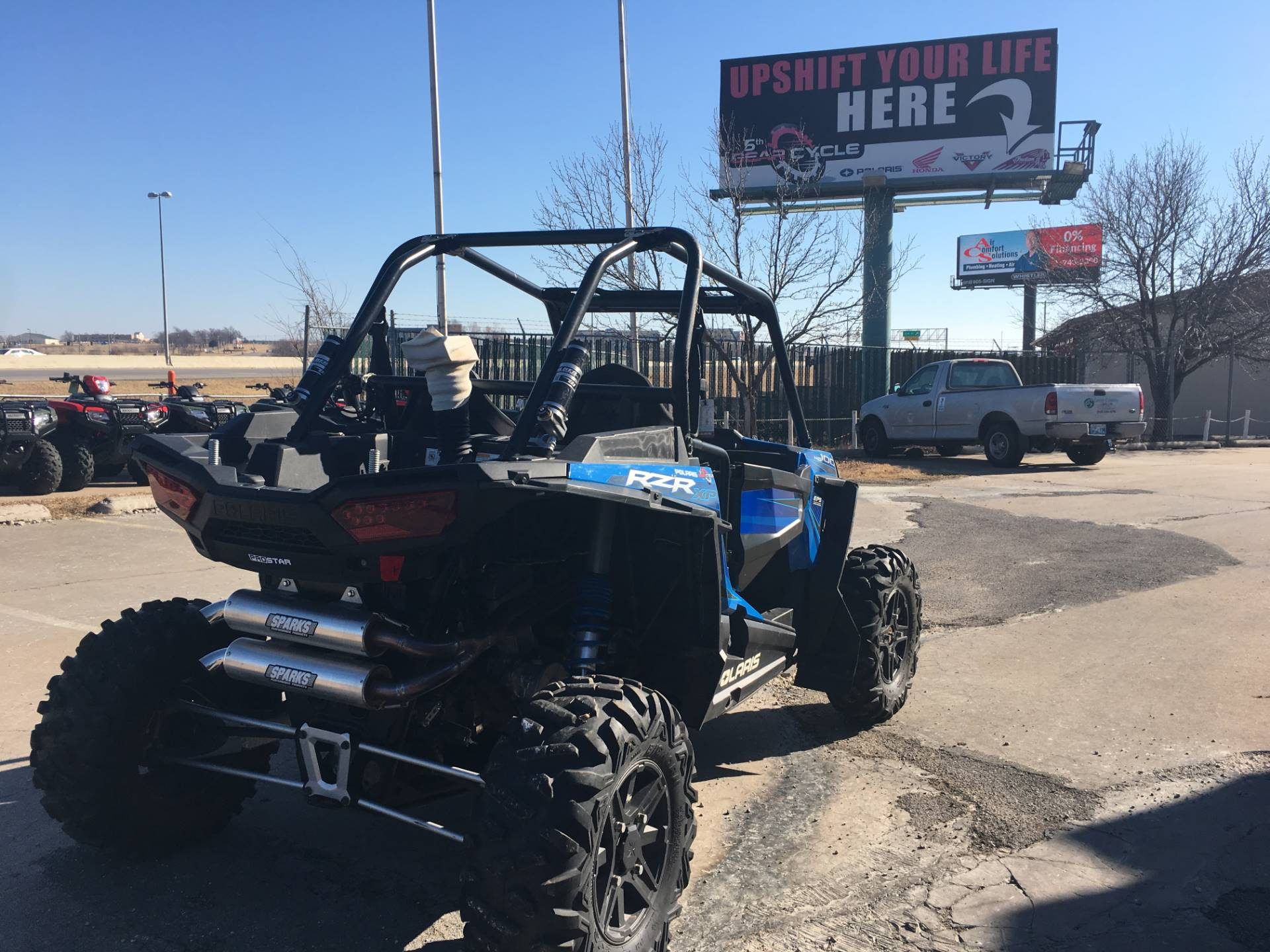 2015 Polaris RZR XP 1000 EPS 2