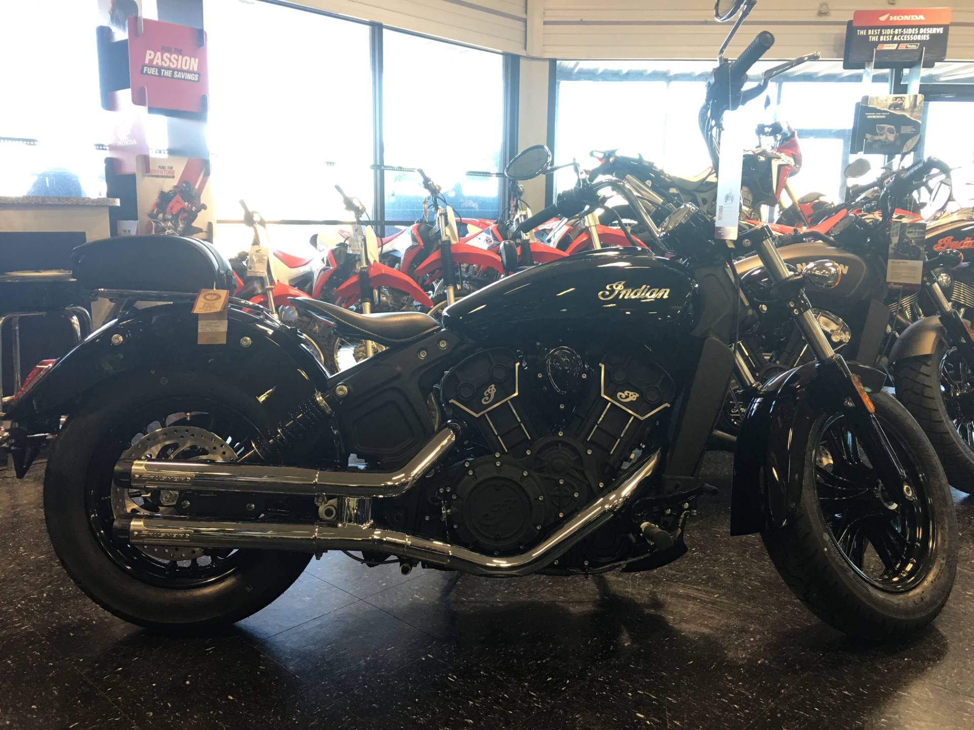 2017 Indian Scout Sixty 2