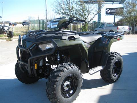 2021 Polaris Sportsman 450 H.O. Utility Package in Broken Arrow, Oklahoma - Photo 2