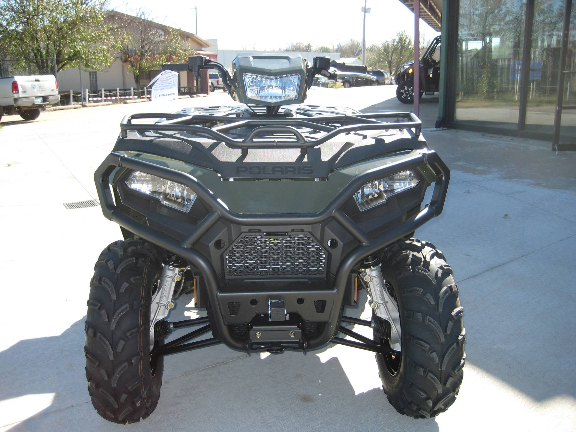 2021 Polaris Sportsman 450 H.O. Utility Package in Broken Arrow, Oklahoma - Photo 3