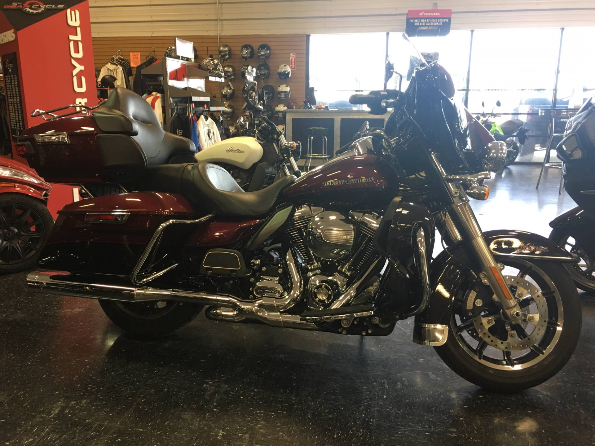 2014 Harley-Davidson Ultra Limited in Broken Arrow, Oklahoma - Photo 3