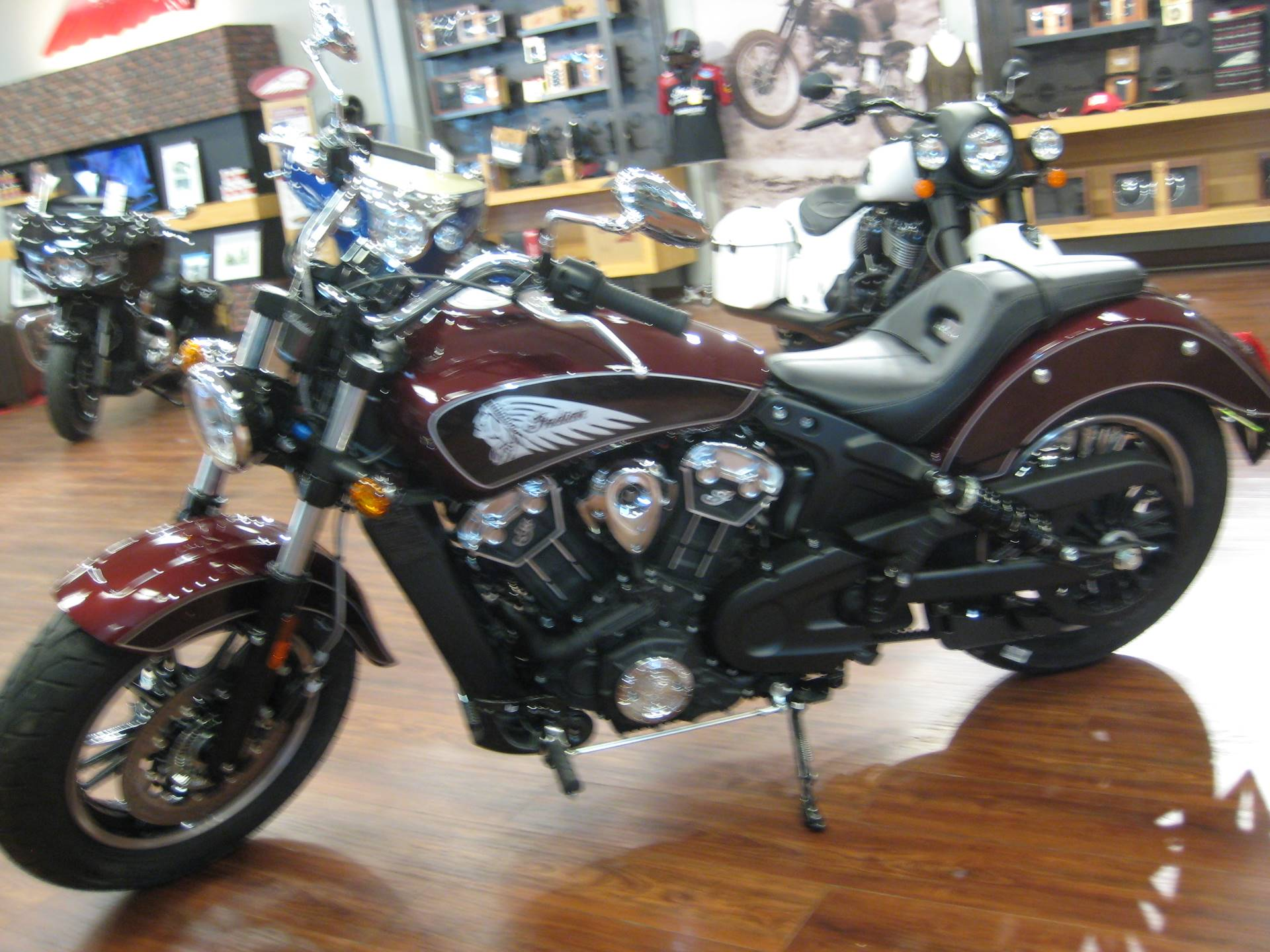 2021 Indian Scout® ABS in Broken Arrow, Oklahoma - Photo 2