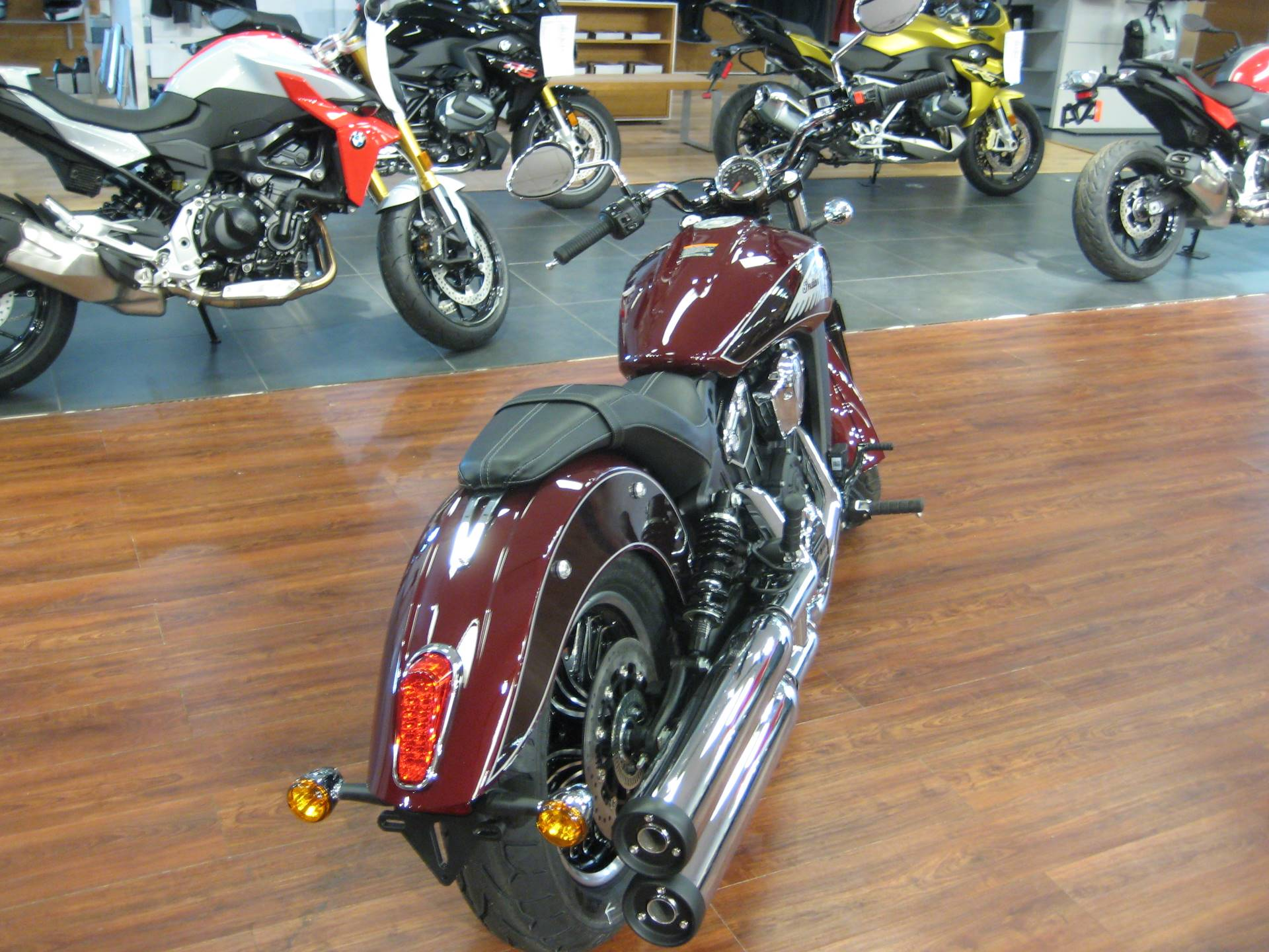 2021 Indian Scout® ABS in Broken Arrow, Oklahoma - Photo 3