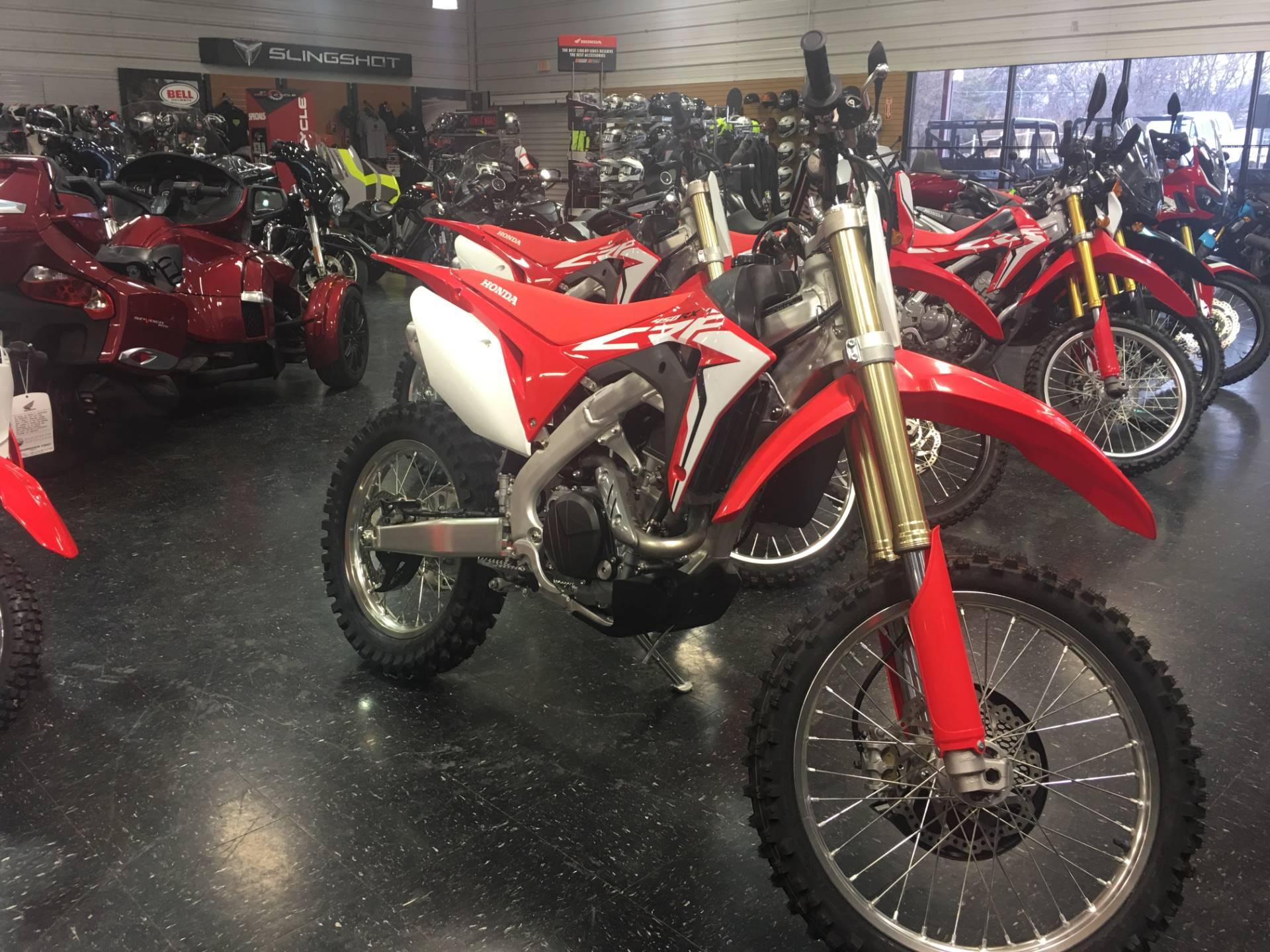 honda crfrx motorcycles  broken arrow    tulsa metro stock number