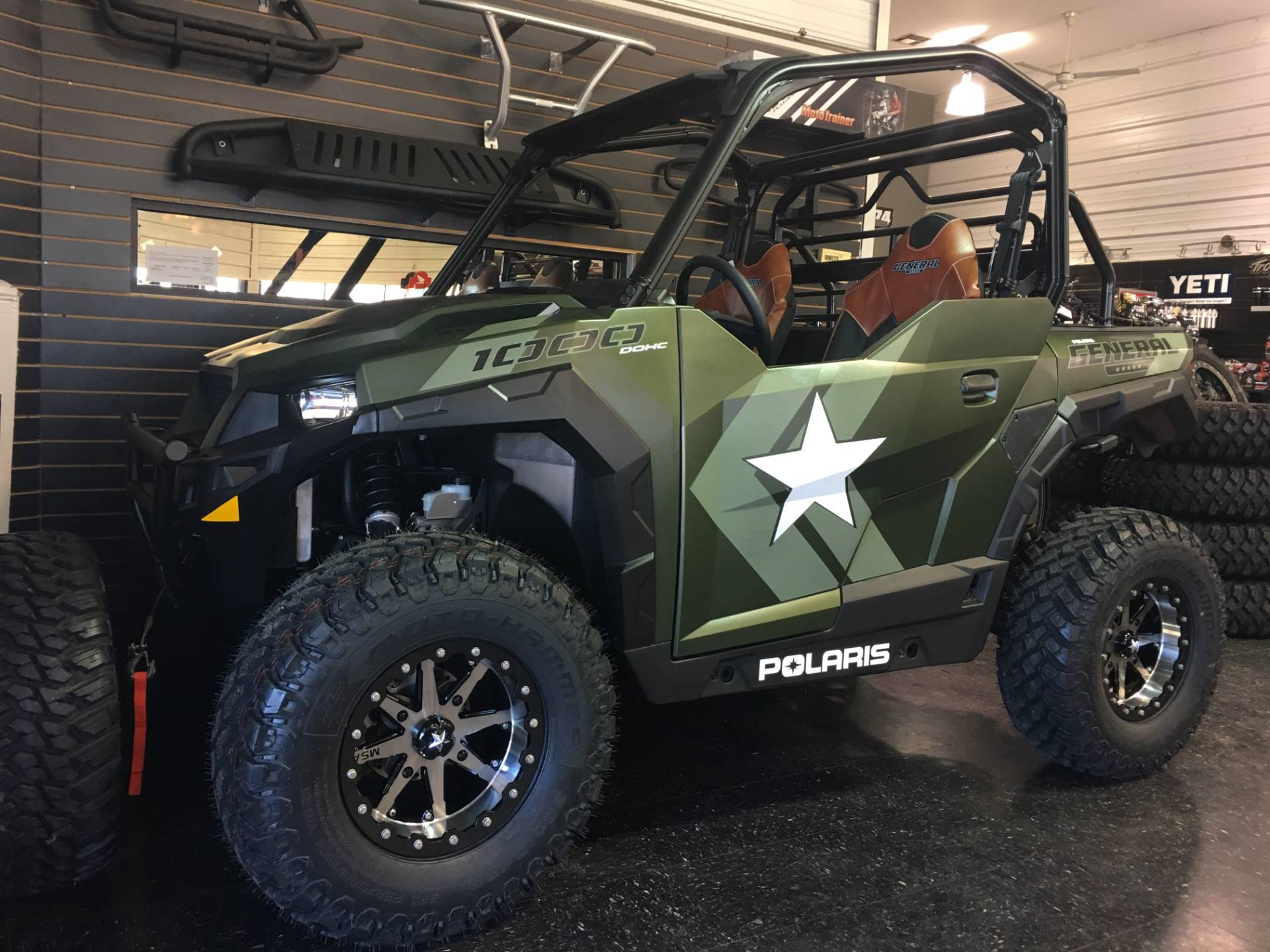 2018 Polaris General 1000 EPS LE in Broken Arrow, Oklahoma