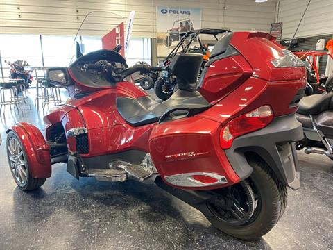 2016 Can-Am Spyder RT Limited in Broken Arrow, Oklahoma - Photo 3