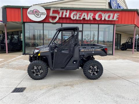 2021 Polaris RANGER XP 1000 Texas Edition in Broken Arrow, Oklahoma - Photo 1
