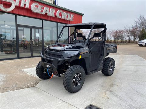 2021 Polaris RANGER XP 1000 Texas Edition in Broken Arrow, Oklahoma - Photo 2
