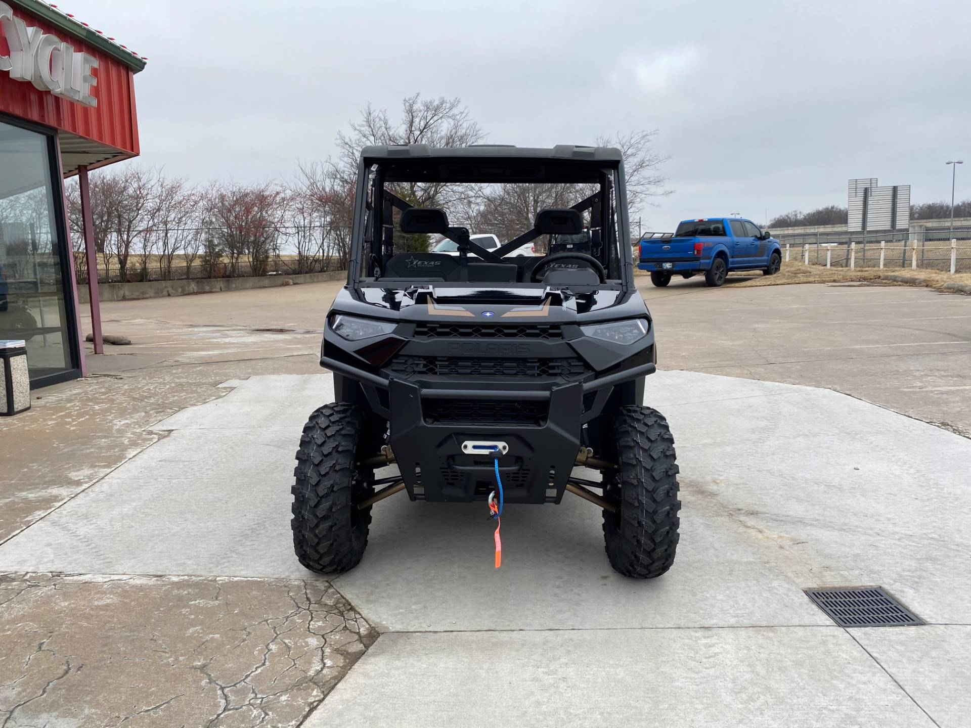 2021 Polaris RANGER XP 1000 Texas Edition in Broken Arrow, Oklahoma - Photo 3