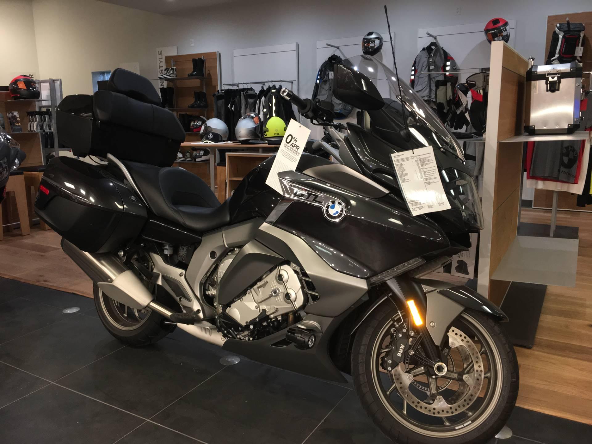2018 BMW K 1600 GTL for sale 9229