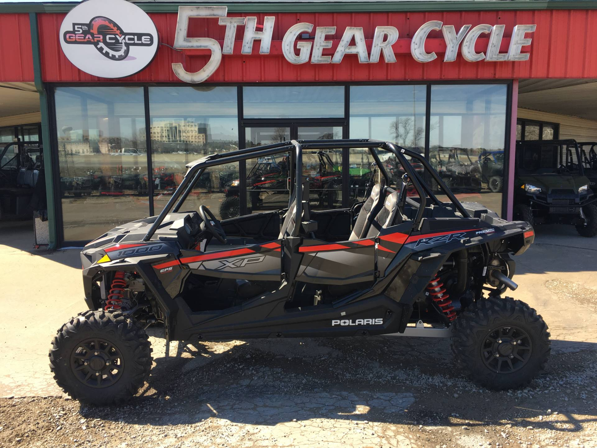 2019 Polaris RZR XP 4 1000 EPS in Broken Arrow, Oklahoma - Photo 1