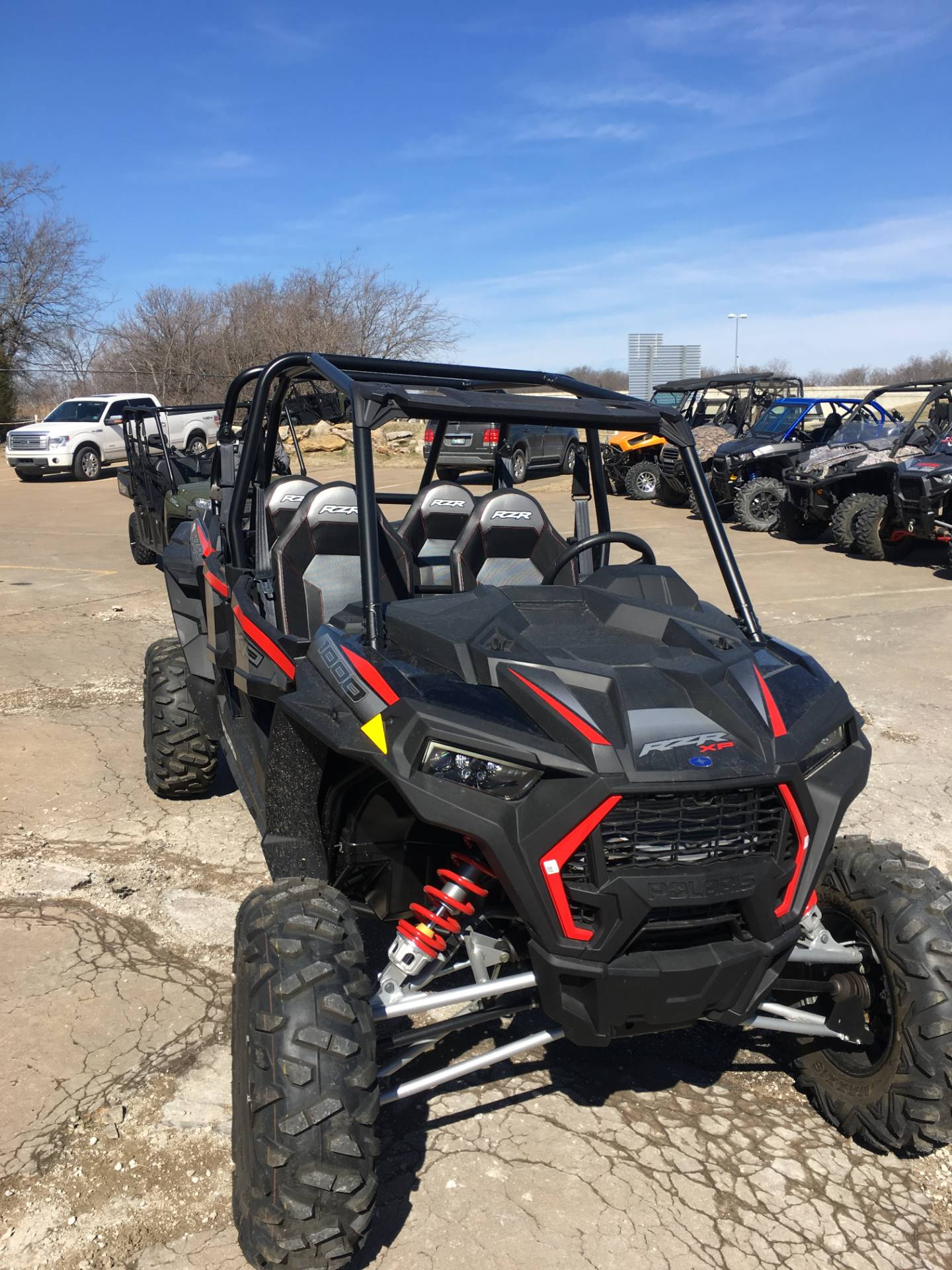 2019 Polaris RZR XP 4 1000 EPS in Broken Arrow, Oklahoma - Photo 4