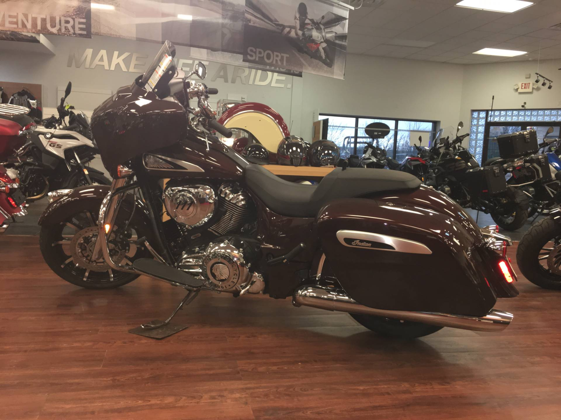2019 Indian Chieftain® Limited ABS in Broken Arrow, Oklahoma