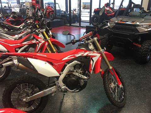 2019 Honda CRF450L in Broken Arrow, Oklahoma
