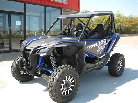 2019 Honda Talon 1000X in Broken Arrow, Oklahoma - Photo 2
