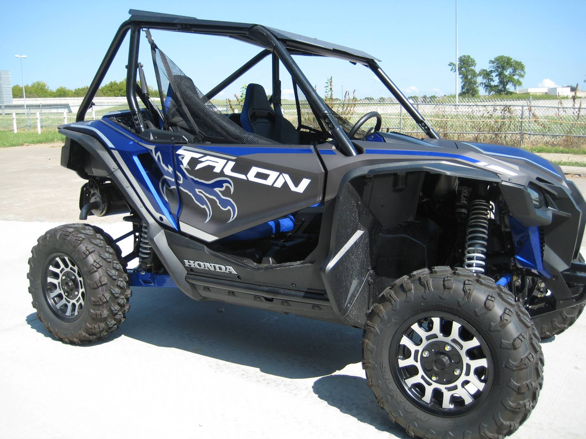 2019 Honda Talon 1000X in Broken Arrow, Oklahoma - Photo 4